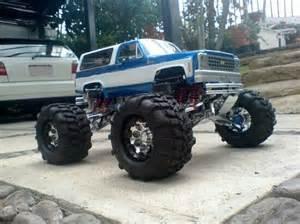 chevy kit rc trucks