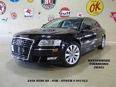 how cars run 2008 audi a8 navigation system audi a8 2008 cars for sale