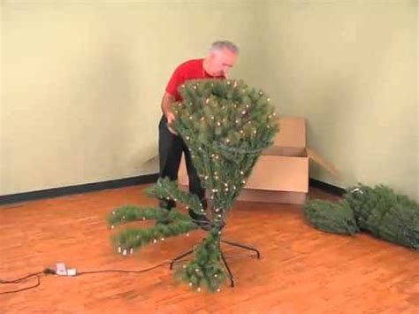 no assembly required christmas tree tree assembly