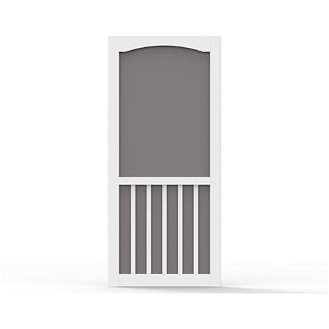 solid vinyl screen doors solid vinyl screen door models screen tight
