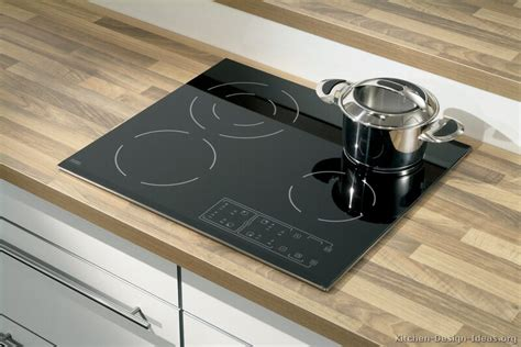 Countertop Stoves Electric pictures of kitchens modern white kitchen cabinets kitchen 13