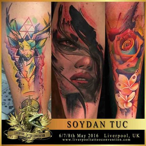 tattoo convention liverpool 2018 soydan tuc liverpool tattoo convention