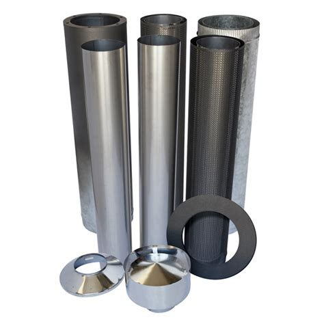 scandia stainless steel flue kit bunnings warehouse