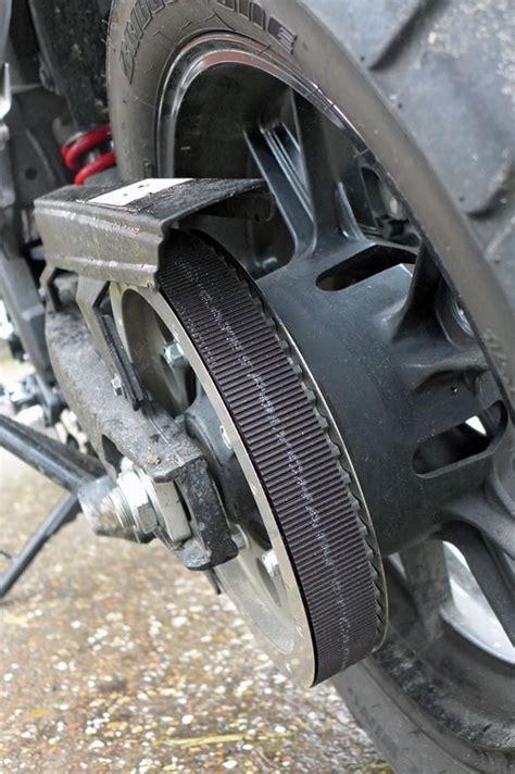 Motorrad Kette Oder Riemen by Zahnriemen F 252 R Suzuki 1000 V Strom Kradblatt