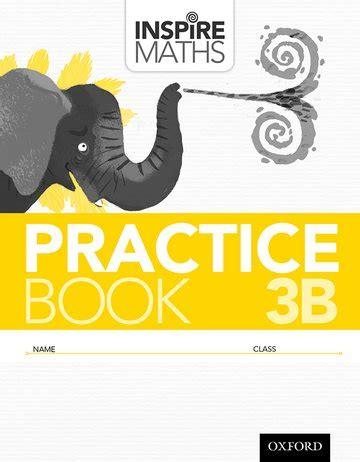 Mathematics Bilingual 3b inspire maths practice book 3b pack of 30 oxford press