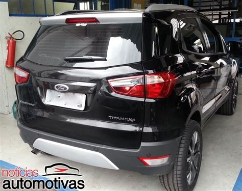 Spare Part Ecosport ford ecosport owner gets rid of the exposed spare wheel