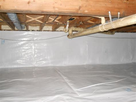 midwest basement systems midwest basement systems crawl space repair before and