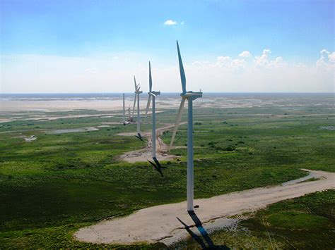 pattern energy amazon wind farm amazon wind farm fowler ridge awarded top plant award by