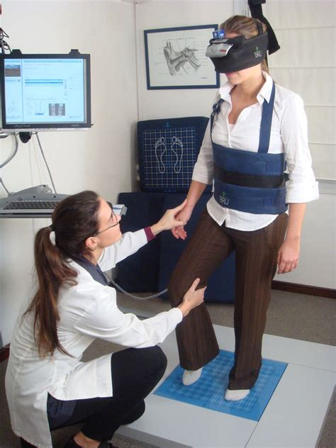 rehabilitacion vestibular rehabilitaci 243 n vestibular basada en realidad en