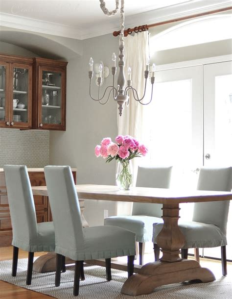 ballard dining chair slipcovers the slipcover report centsational style