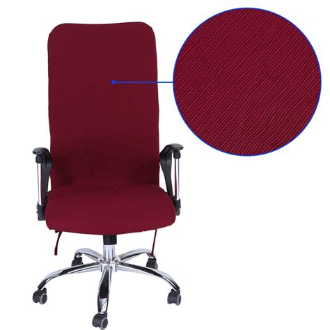 Armchair Covers For Office Chairs by Aliexpress Buy Office Armchair Comfortable Seat Slipcovers Computer Chair Covers L M S