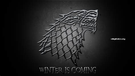 house stark banner the banner of house stark type 2 by mrminutuslausus on deviantart
