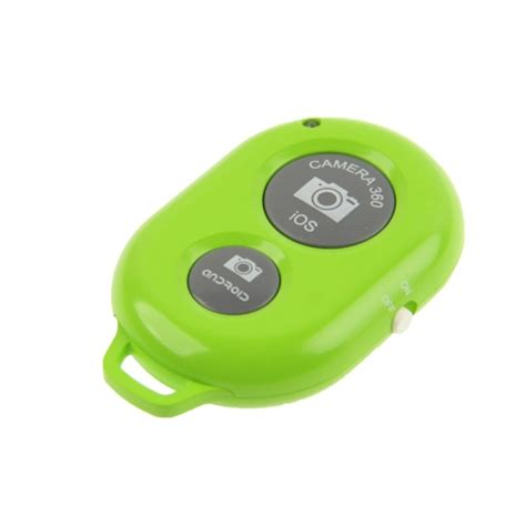 Tomsis Bluetooth 3 Remote Ab Shutter For Smartphone T1217 tomsis bluetooth 3 0 remote ab shutter green jakartanotebook