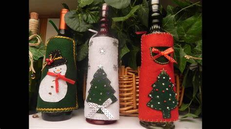imagenes navidad y vino diy manualidades para navidad delantal navide 241 o para