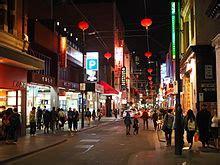 chinatown melbourne wikipedia