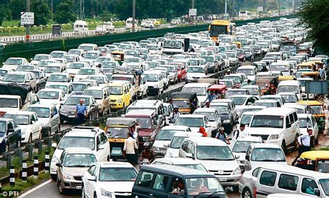 Traffic To Home by Fears For Commuters As Rate On Delhi Gurgaon E