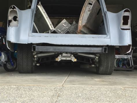 Frame Kacamata Original Nomad 3066 1956 chevrolet nomad pro touring corvette suspension new chassis for sale chevrolet nomad