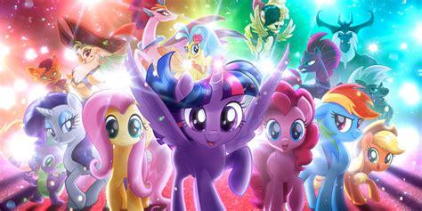 film bioskop little pony my little pony the movie une premi 232 re bande annonce