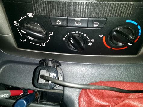 how to remove a heater control on a 1985 lincoln continental heater control removal 2007 2016 page 1 maintenance the dispatch expert scudo hub