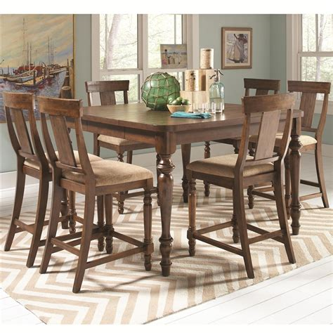 Rustic Counter Height Dining Table Sets Rustic Counter Height Dining Table Sets Fiin Info