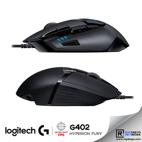 Sale Logitech G402 Hyperion Fury Fps Gaming Mouse Asp154 logitech g402 hyperion fury gaming m end 9 26 2017 4 15 pm