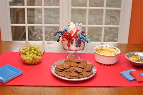 Light Refreshments by Domestic Dabblings Quot Sip See Quot Baby Shower
