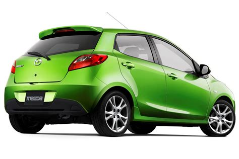 Affordable 4 Door Sports Cars by 2010 Mazda2 Facelift 2