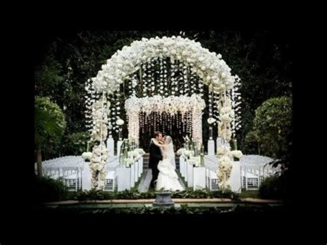 Wedding Arch Pictures by Best Garden Wedding Arch Decorations Pictures