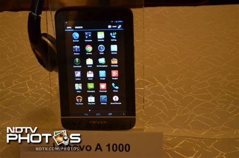 Lenovo A1000 (pictures)   NDTV Gadgets