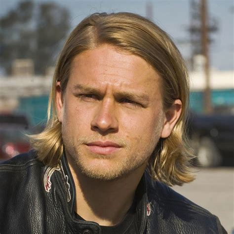 getting a jax teller hairstyle jax teller hair