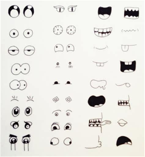 karakter doodle contoh gambar karakter membuat doodle tutorial