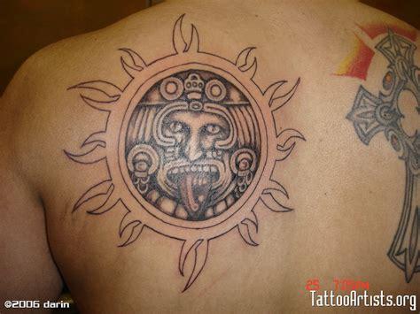 aztec art tattoo artists org