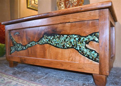 mesquite tables for sale one of a mesquite furniture turquoise butterfly
