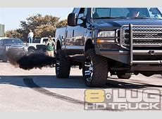 Powerstroke blowing some smoke! | Diesel trucks! :D ... Lifted Duramax Diesel Blowing Smoke