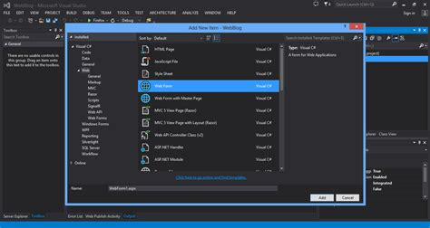 Aplikasi Hrd Web Base coretan kecil membuat aplikasi web based menggunakan visual studio 2013 part 1