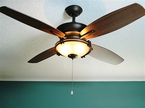 Change Ceiling Light Fixture How To Replace A Light Fixture With A Ceiling Fan How Tos Diy