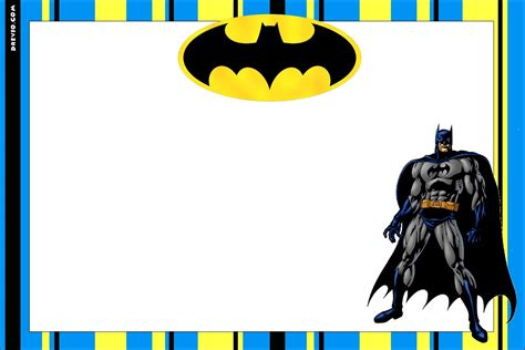 Batman Birthday Card Template by Free Printable Batman Forever Invitation Template Free