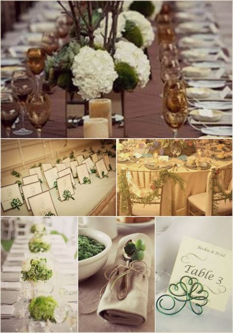 celtic themed wedding decor wedding themes decorations