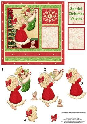christmas card 3d making secret card topper decoupage cup450440 68 craftsuprint