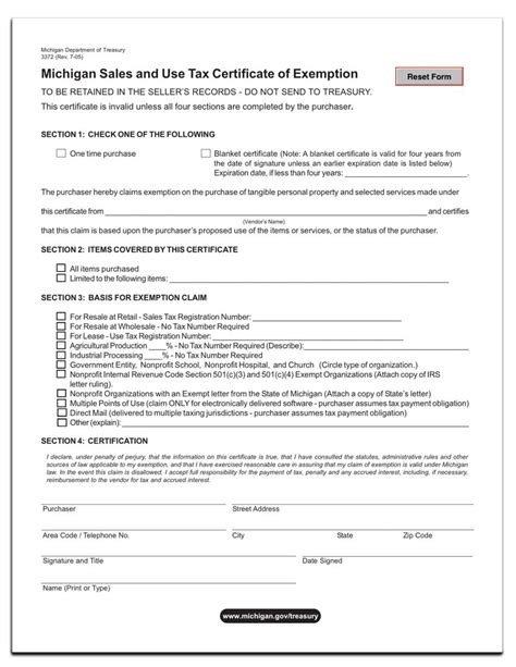 tax exemption form 8 best photos of tx tax exempt form printable tax