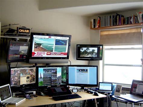 radio studio desk podcast studio