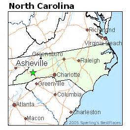 carolina map asheville best places to live in asheville carolina
