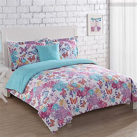 butterfly queen comforter set buy butterfly winds 2 piece twin comforter set in white