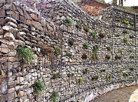 Gabion Retaining Wall Http Www Gabion1 Co Uk Gabion Gabion Garden Wall