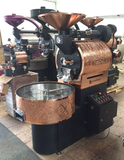 Coffee Roaster 10 kilo 22lb ozturk commercial coffee roaster new custom built machine ebay