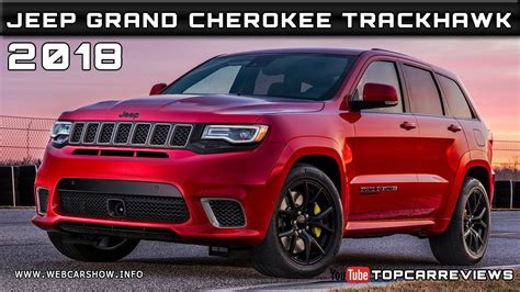 jeep grand price 2018 jeep grand trackhawk review rendered price