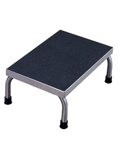 foot stools ss8374 stainless steel foot stool umf