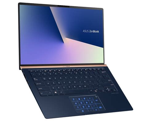 asus launches  zenbook      nanoedge