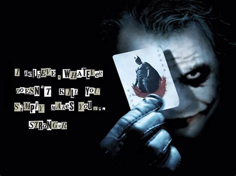 tattoo wuotes joker quotes quotesgram