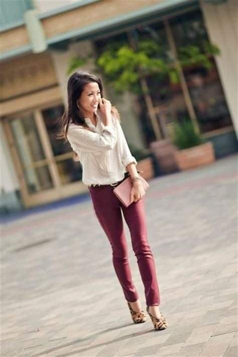 Girly Casual Maroon Sf 25 best ideas about burgundy on burgundy maroon